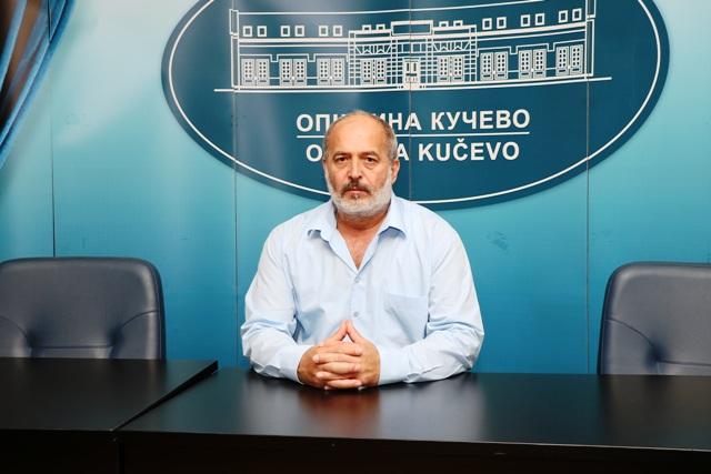 Новогодишња честитка председника СО Кучево Бранка М Кецмана