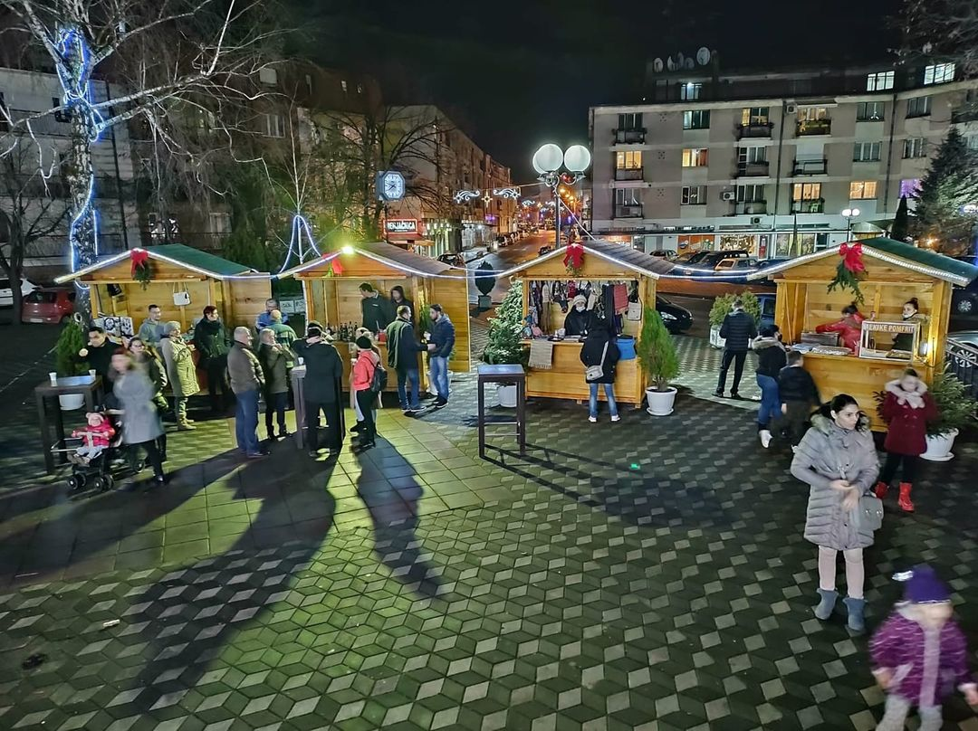 """ШГ """"Северни Кучај"""" сутра дели пакетиће и бадњаке на Тргу Божићне радости"""