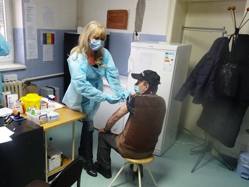 Велики одзив становништва општине Кучево на вакцинацију против Ковида-19