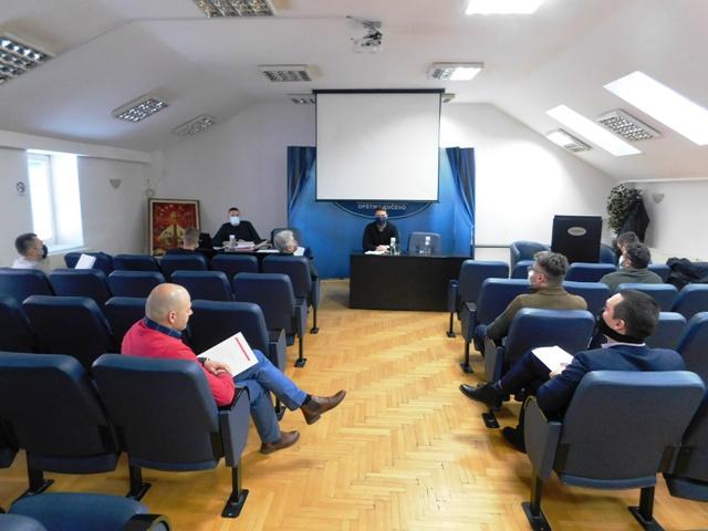 Одржана седница Општинског већа