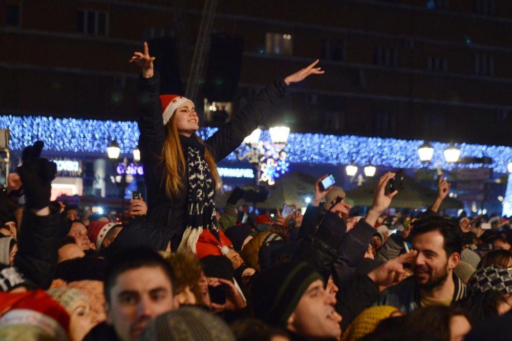 Istorija proslavljanja Nove godine kod Srba
