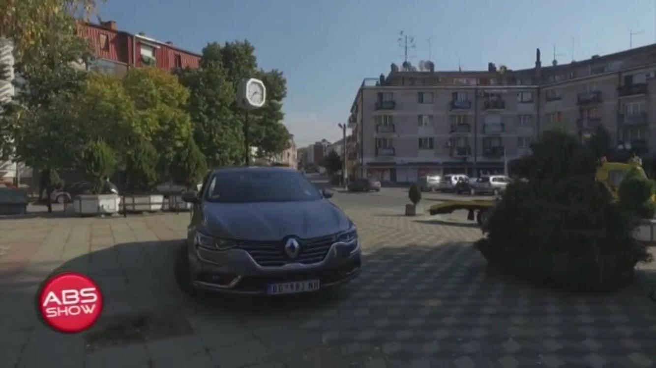 На територији општине Кучево тестиран нови RENAULT TALISMAN (ВИДЕО)