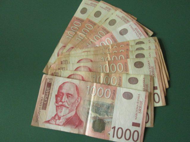 Просечна нето зарада у општини Кучево у октобру 34.676,00 динара
