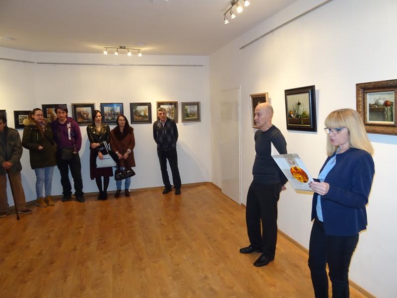 Нова поставка у изложбеном простору Галерије савремених уметности