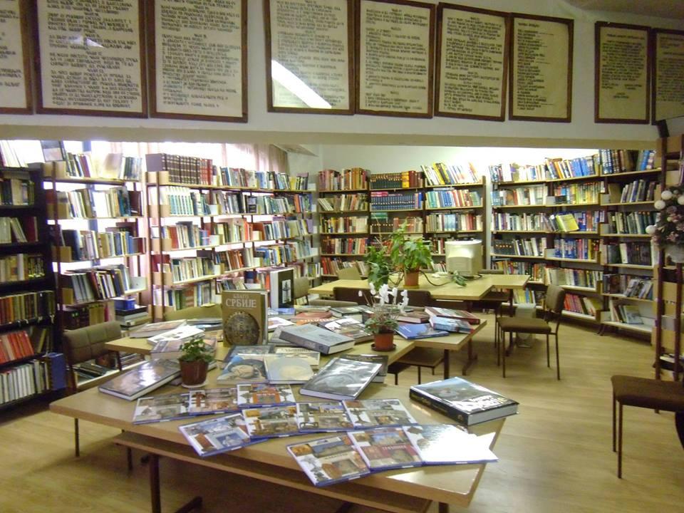 Градска библиотека у понедељак 01. октобра, обележава Међународни дан старијих особа
