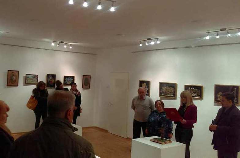 Отворена изложба породице Андрејевић