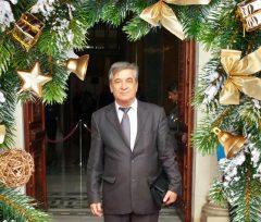 Новогодишња честитка народног посланика Зорана Милекића