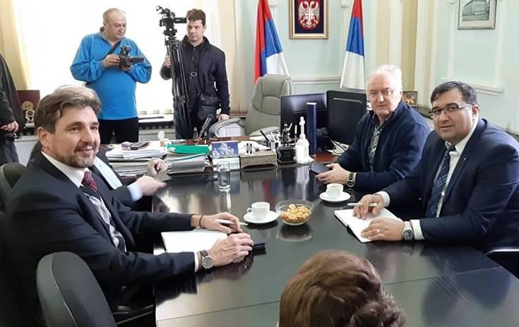 Zadatak Braničevskog okruga i Ministarstva za državnu upravu -stvoriti što bolje uslove za funkcionisanje NSV