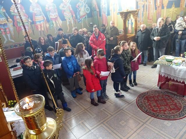 Прослава Савиндана почела Божанственим Литургијама