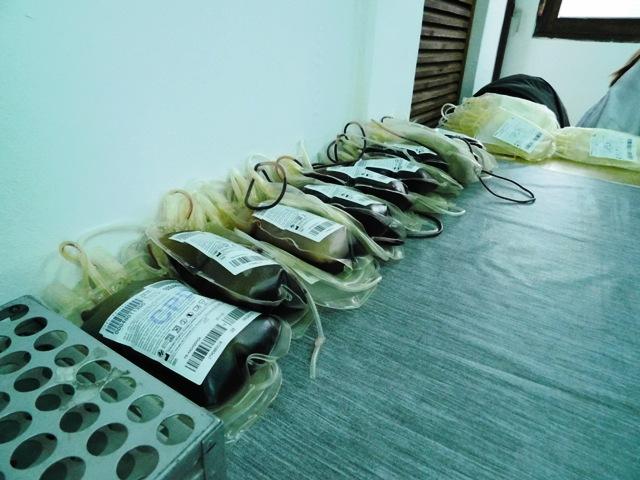 Прикупљено 46 јединица крви