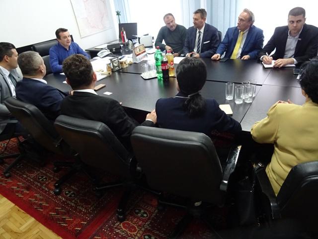 Посета високе румунске делегације нашој општини