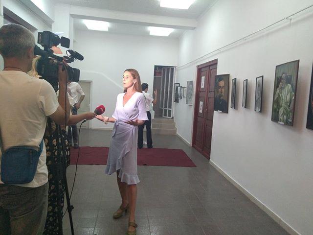 Velikani srpskog pozorišta u Topoli