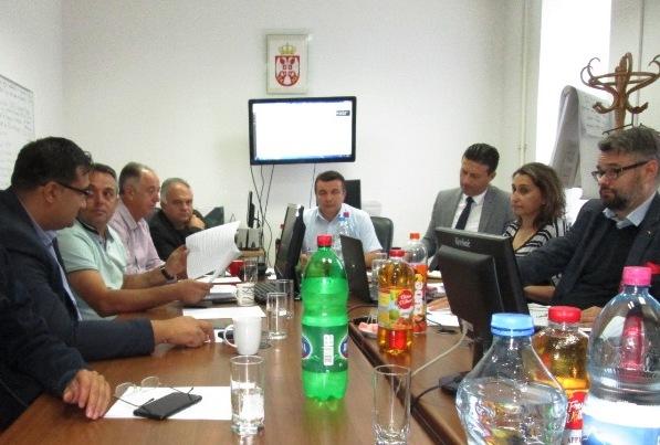 Општинско веће одржало 18. седницу