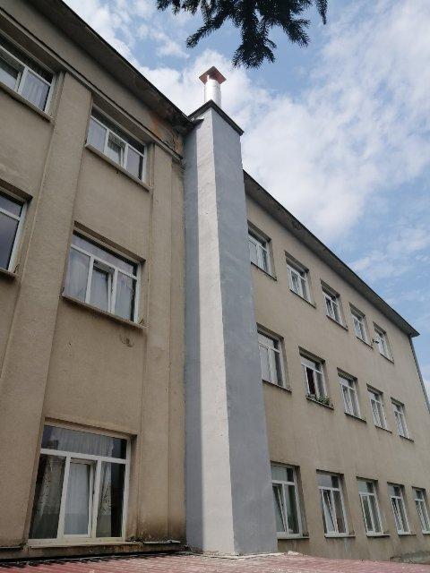 """Санација димњака на згради Установе за старија и одрасла лица """"Кучево"""""""