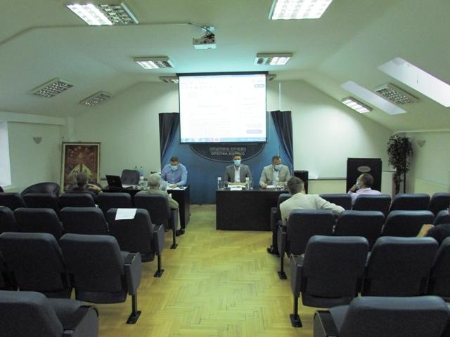 Одржана 1. седница Општинског већа Општине Кучево у новом сазиву