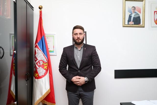 Новогодишња честитка председника општине Кучево др Ивана Рајичића