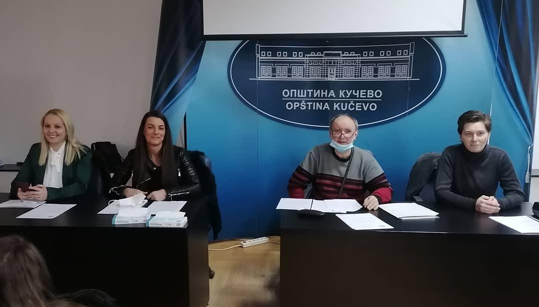"""Сандра Рајић нова председница РК """"Кучево"""""""