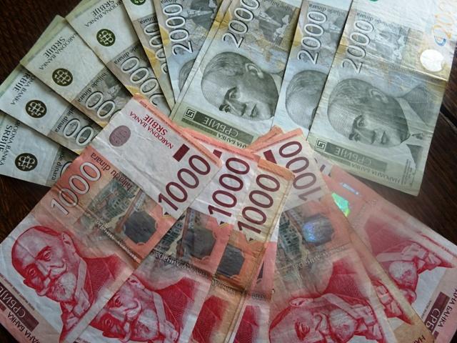 Просечна нето зарада  последњег месеца прошле године у Кучеву  била је  50.388,00 динара