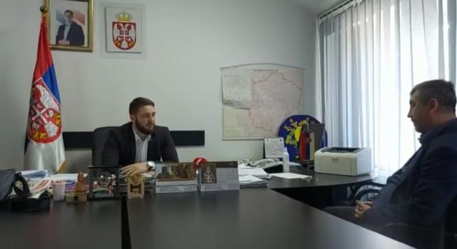 Интервју председника општине др Ивана Рајичића за РТС 1 поводом стања Пека (ВИДЕО)