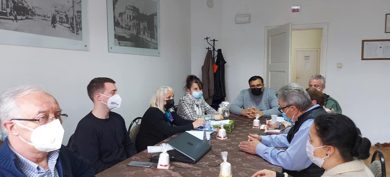 Одржан  састанак Стручног Тима Националног Савета Влаха Србије за образовање
