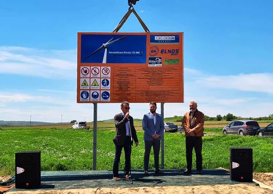Почели радови на приступним путевима ка ветропарку на Голом брду у Кривачи – вредност инвестиције 130 милиона евра
